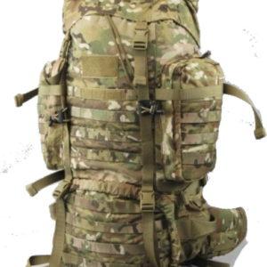 Классический военный рюкзак (мультикам) 60 л