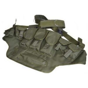 Армейская разгрузка для АК (3 магазина)