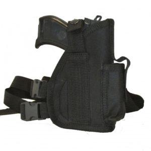 Кобура набедренная для АПС (Стечкина) – цвет черный