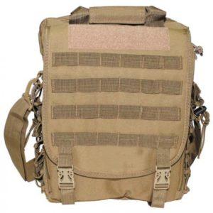 """Армейская сумка-рюкзак """"Трансформер"""" (цвет – койот)"""