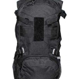"""Военный рюкзак """"Компакт"""" (25 л) черный"""