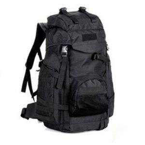 Рюкзак военный 50 л (черный) большой