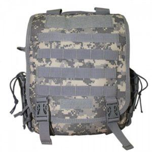 """Армейская сумка – рюкзак """"LapTop"""" (серый пиксель)"""