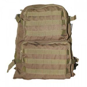 Военный рюкзак на 2 отделения 36 л (койот)