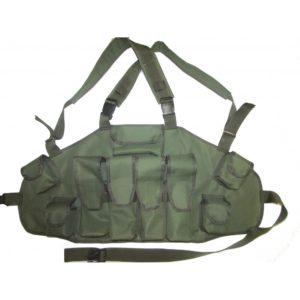 Армейская разгрузка для АК (8 магазинов)