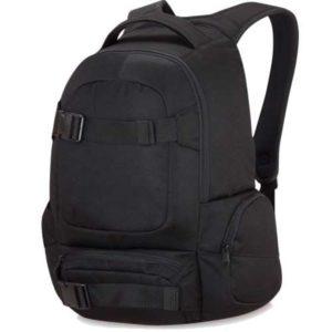 Городской рюкзак для ноутбука (чёрный) 30 л