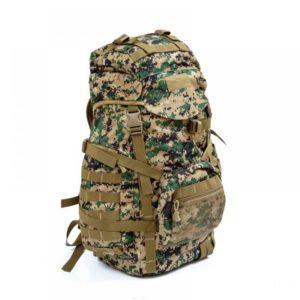 Большой рюкзак милитари 50 л (Digital Woodland)