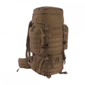Классический военный рюкзак (койот) 60 л