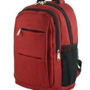 Городской рюкзак (красный) 20л