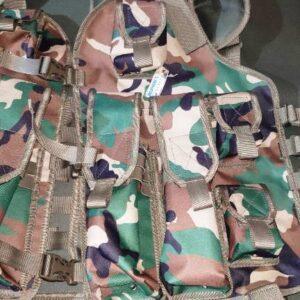 Разгрузочный жилет (купить на 8 шт. РПК) с тактич. ремнем