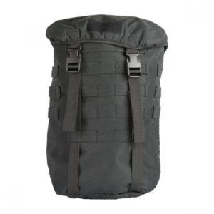 Городской тактический рюкзак черный