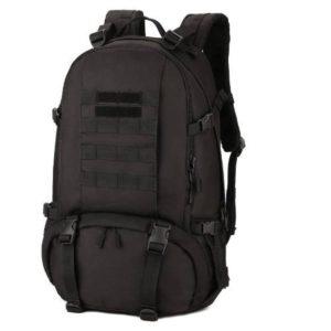 Большой армейский рюкзак черный