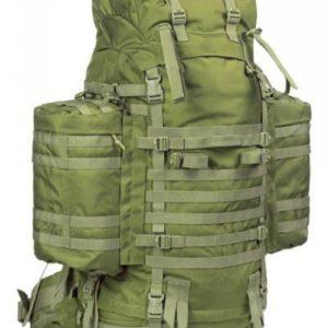 Большой походный рюкзак (олива)