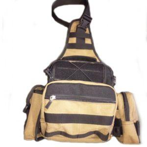 Однолямочный Рюкзак с Подсумками Molle