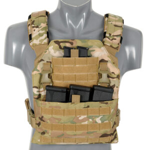 Plate Carrier Multicam Cordura USA