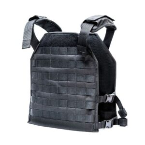 Plate Carrier Black