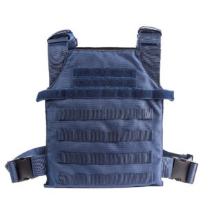 Plate Carrier Police Blu