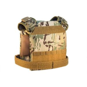 Plate Carrier Cordura USA Multicam 1000D